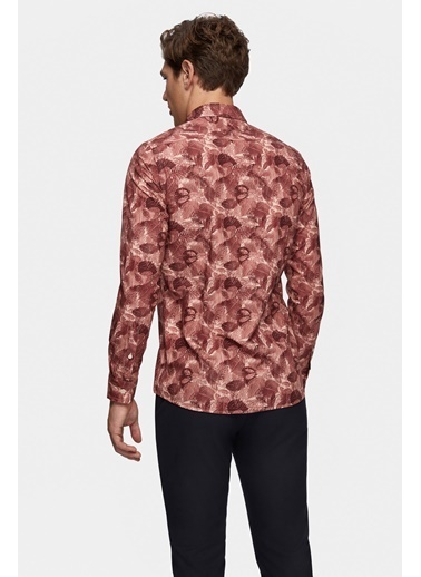 Tween Gömlek Bordo